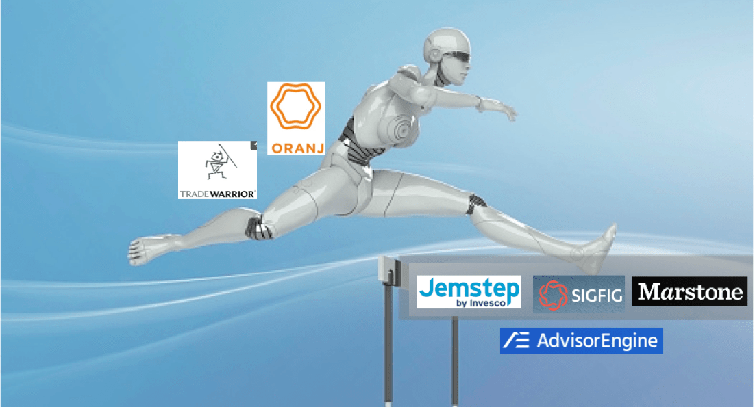 Oranj Leapfrogs Robo-Platforms With TradeWarrior Acquisition